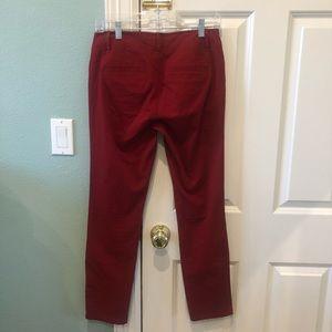 Lauren Ralph Lauren Pants & Jumpsuits - Lauren Ralph Lauren Red Horseshoe Equestrian Pants